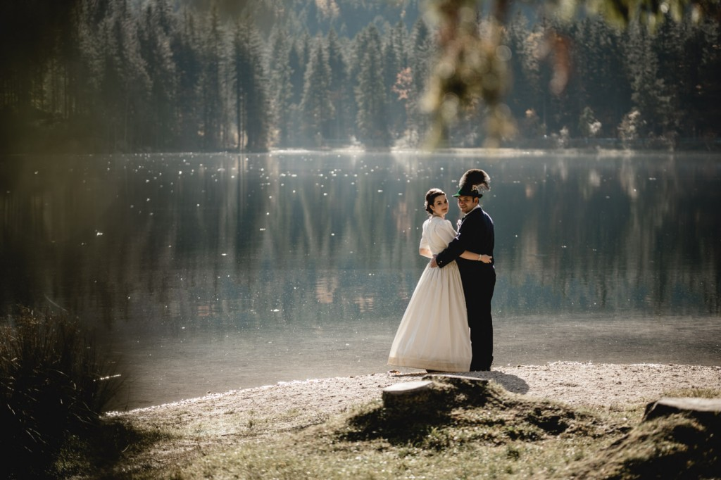 Heiraten am Hintersee