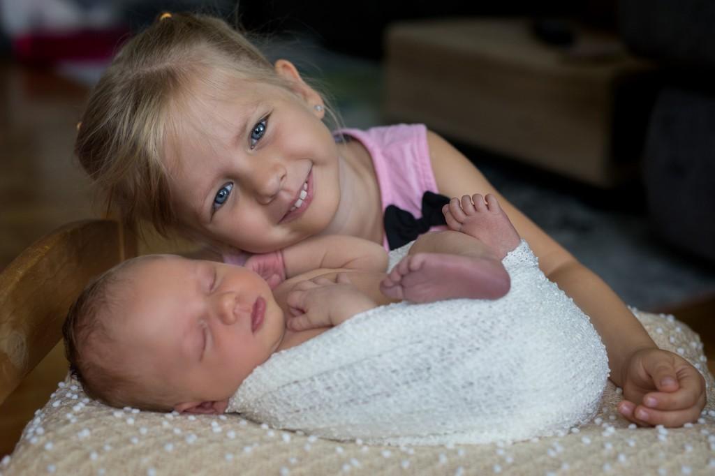 Geschwisterfotos