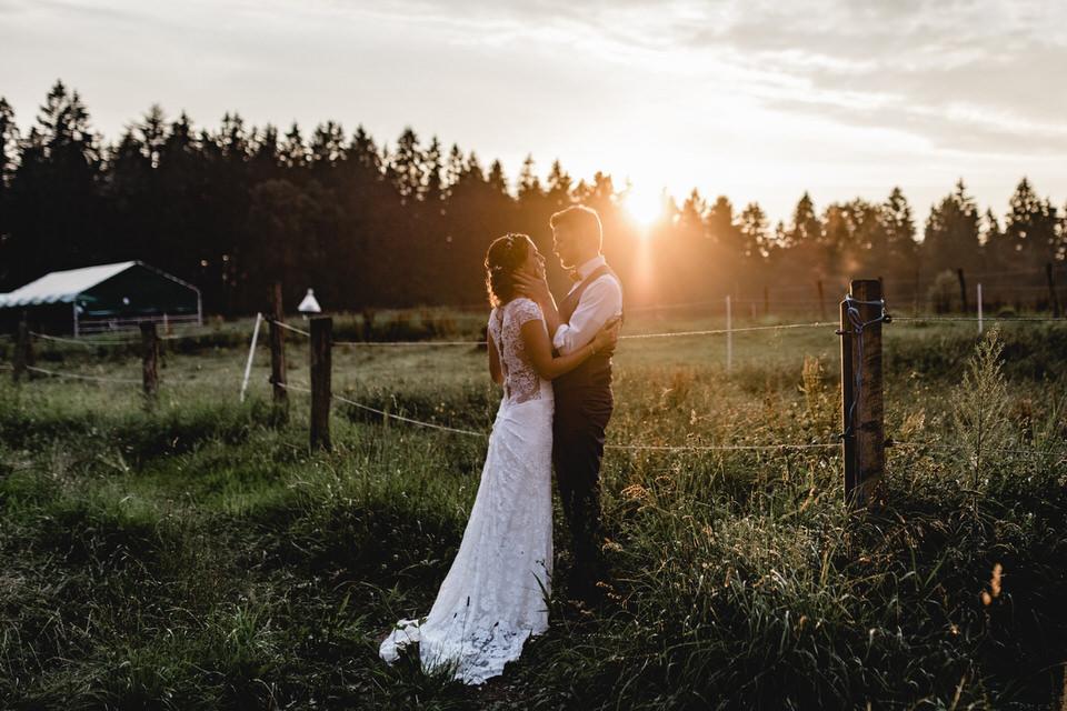 Hochzeitsfotograf Chiemsee, Glonn