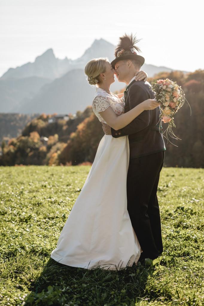 Hochzeitsfotograf Berchtesgadener Land