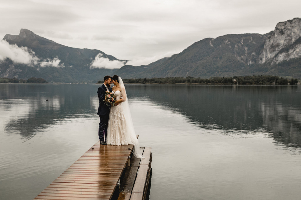 Heiraten am Mondsee