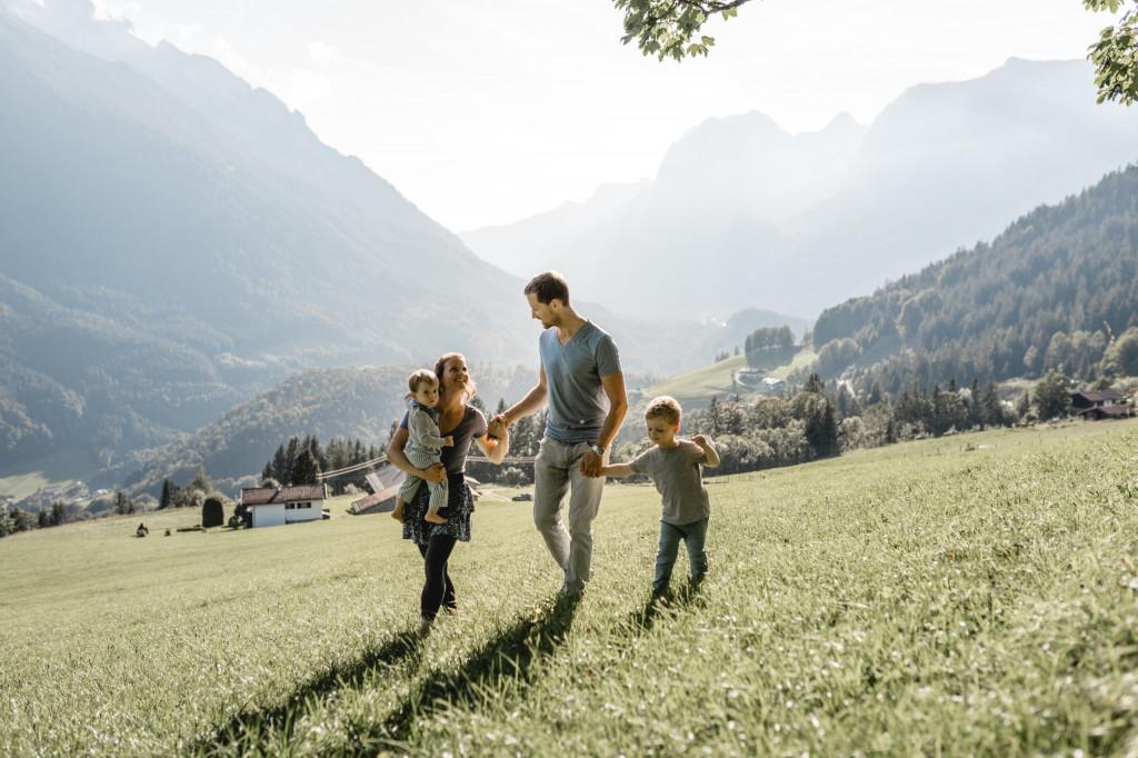 Familienfotograf Berchtesgaden