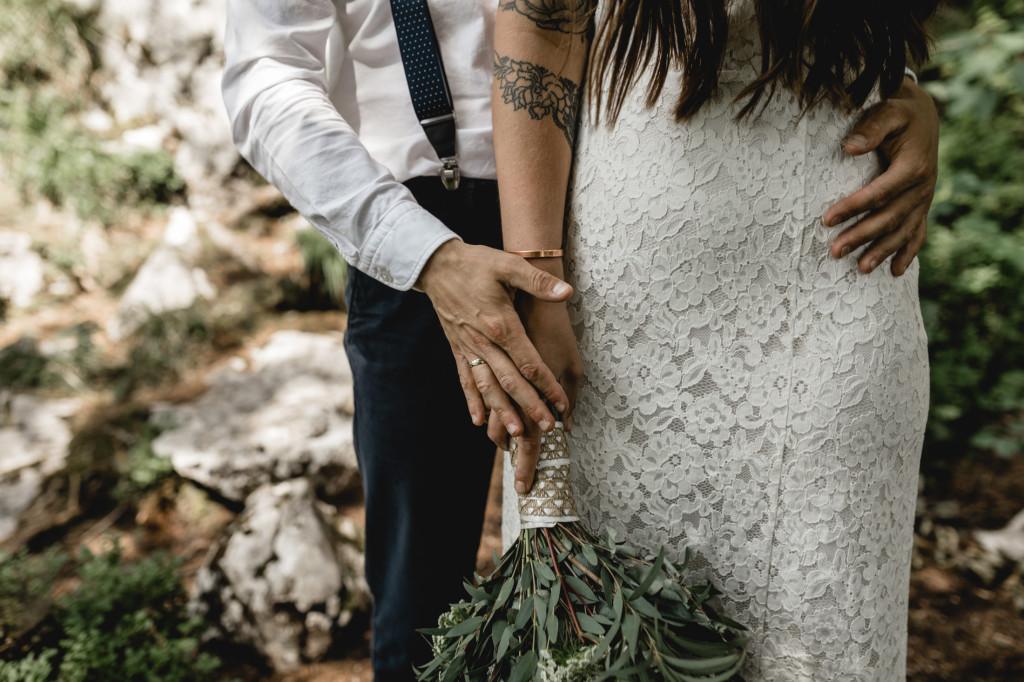 authentic couple