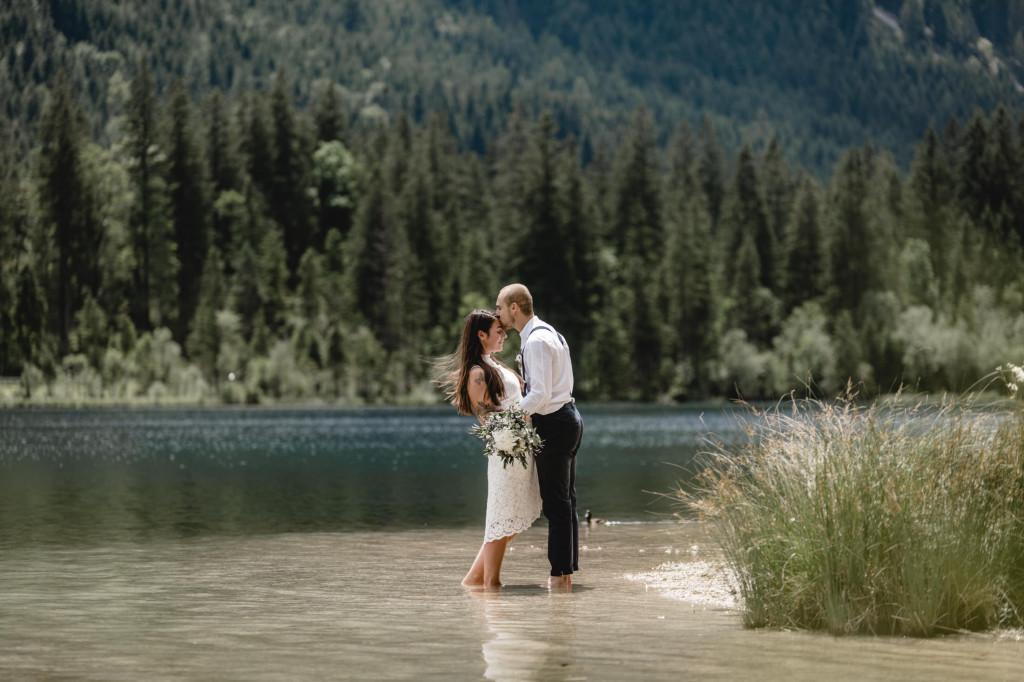 Hochzeitsfotos am Königssee