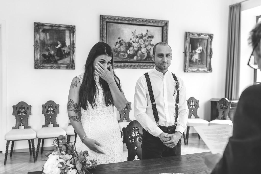 intime Hochzeit im Standesamt Berchtesgaden