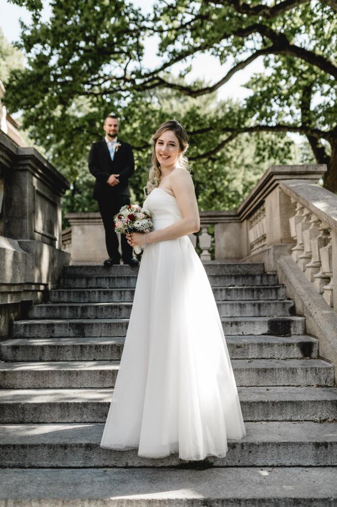 Heiraten im Kurpark Bad Reichenhall