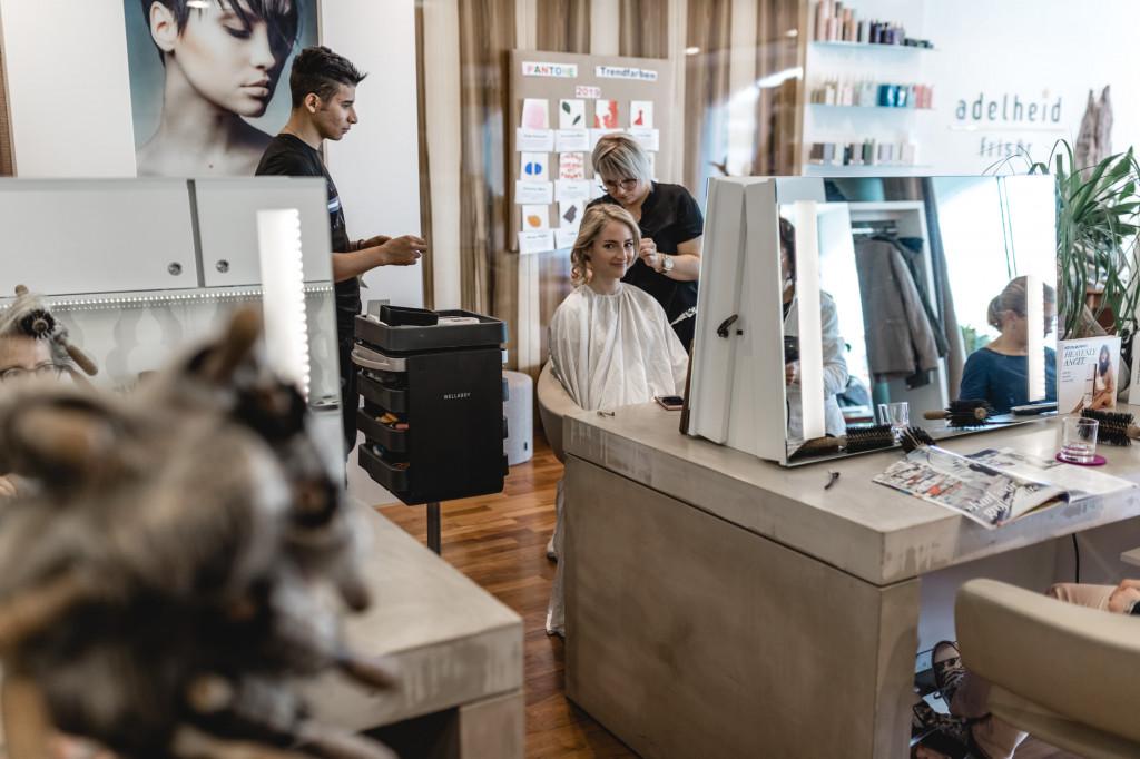 Haare & Make-Up Friseur Adelheid Traunstein