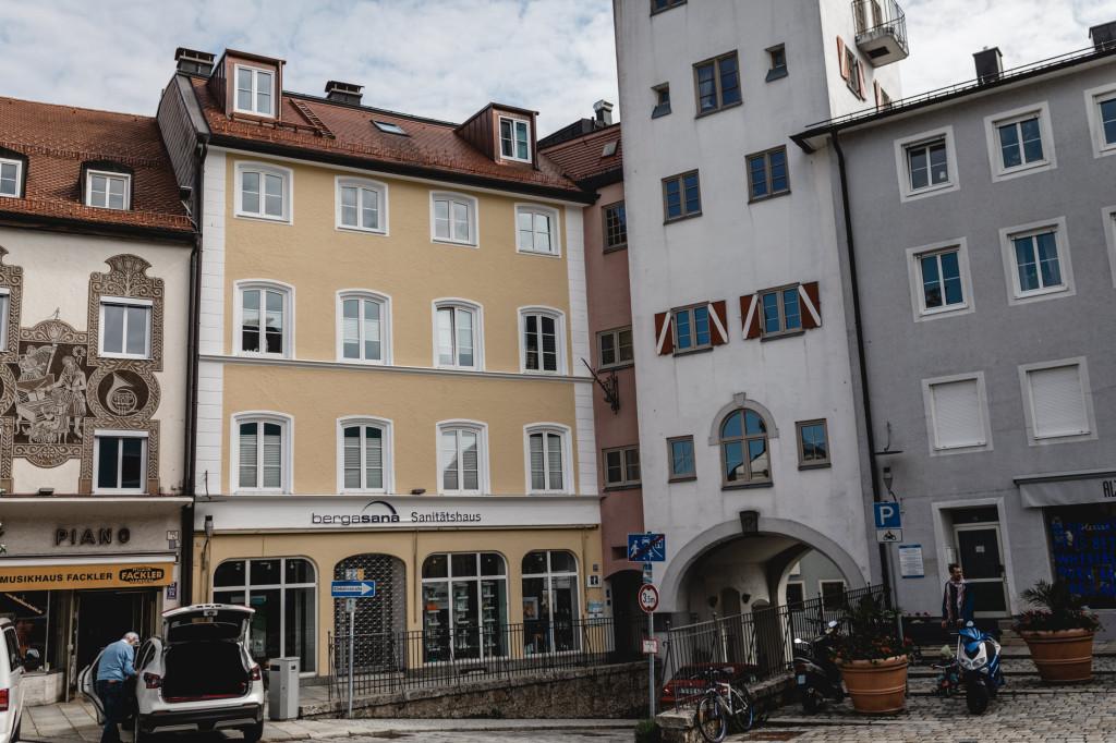 Stadtmitte Traunstein