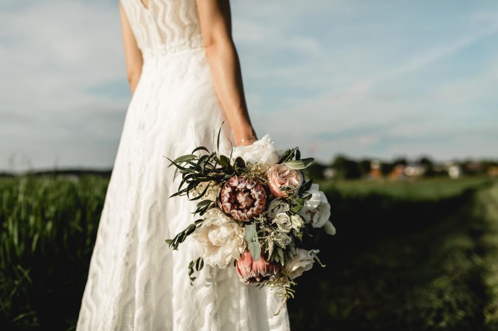 Brautstrauß von das blühende Atelier
