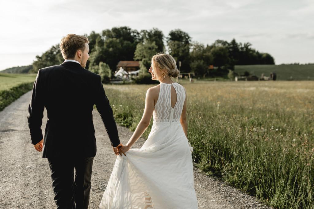 Brautkleid Küss die Braut
