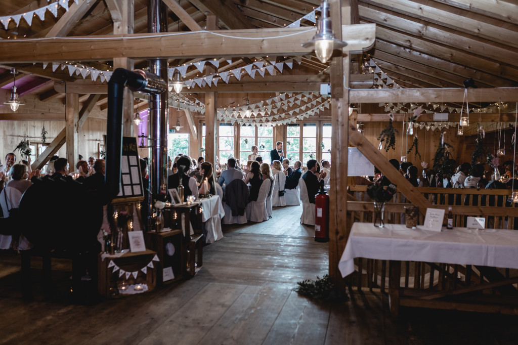 Hochzeitsfeier im Pitzlloch Grabenstätt